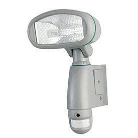 Mini Gadgets FLOODLIGHTDVR Home Spy Floodlight DVR Camera