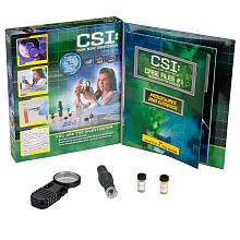 Edu Science Csi: Crime Solving Kit Case File #1
