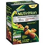 Planters Nut-Rition Chocolate Nut Energy Mix Packs (Case of 4)