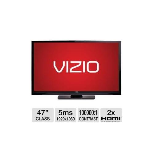 VIZIO E471VLE 47-Inch 60Hz Class LCD HDTV (Black)