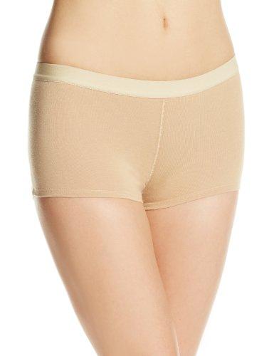 Rounderbum Women'S Padded Boxer Panty, Nude, X-Large