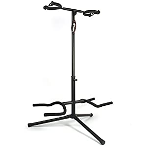Tiger Double Guitar Stand
