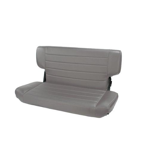 Rugged Ridge 13463.09 Grey Fold And Tumble Rear Seat front-835086