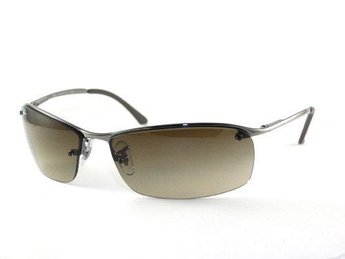 AUTHENTIC RAY BAN SUNGLASSES RB 3183 004/13 GUNMETAL RB3183
