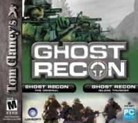 Tom Clancys Ghost Recon Computer Software Game