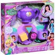 Disney Tinkerbell Fairies Bath Time Tea Party Playset, 13 Pc front-90616