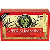 314s39H2kfL. SL160  Triple Leaf Super Slimming Tea   20 bags per pack    6 packs per case.
