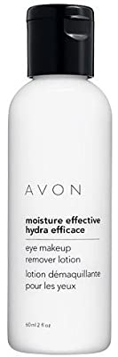 Moisture Effective Eye Makeup Remover Lotion (Lot of 6)