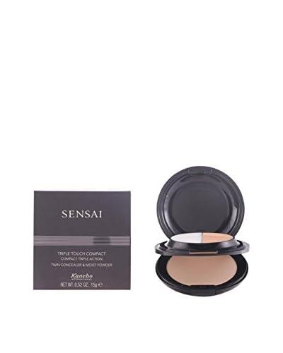 Kanebo Sensai Base De Maquillaje Compacto Triple Touch Nº TC01 15.0 g