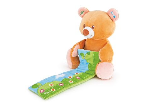 Trudi Plush Toy, Sweet Symphony Teddy Bear, 6 Months Plus - 1