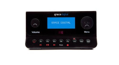 Grace Digital Gdi-Ira500 Wireless Internet Radio Adapter Featuring Pandora, Npr And Sirius