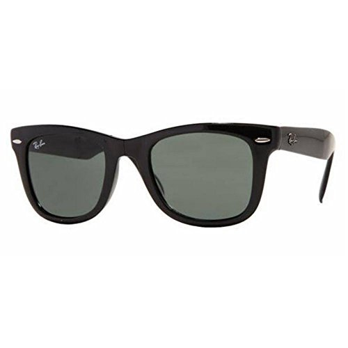 Ray-Ban Folding Wayfarer RB4105 601/58 50 Mens Sunglasses by Ray Ban
