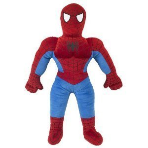 28 Spiderman Plush Pillowtime Pal Stuffed Toy Cuddle Pillow from Classy Joint