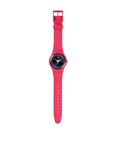 Swatch Reloj de cuarzo Unisex Berry Rail  41 mm