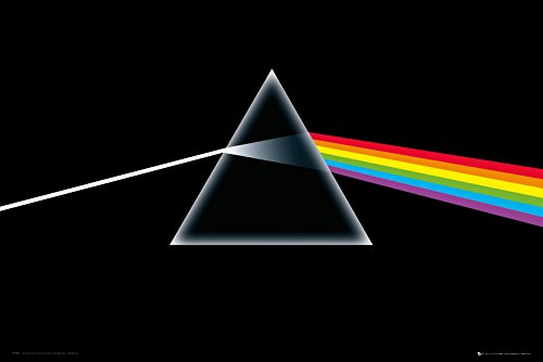GB eye LTD, Pink Floyd, Dark Side of the Moon, Maxi Poster, 61 x 91,5 cm