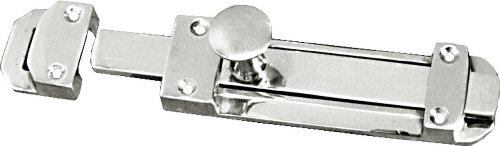Specialist SP1481 Chrome Slide Door Bolt