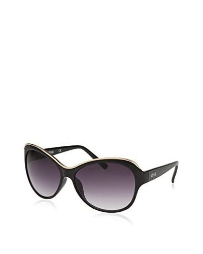 Kenneth Cole Reaction KCR1234 Women's Butterfly Sunglasses, Black/Grey Gradient As You See