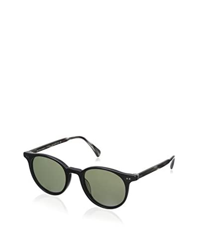 Oliver Peoples OV5314SU Unisex Delray Sunglasses, Semi Matte Black