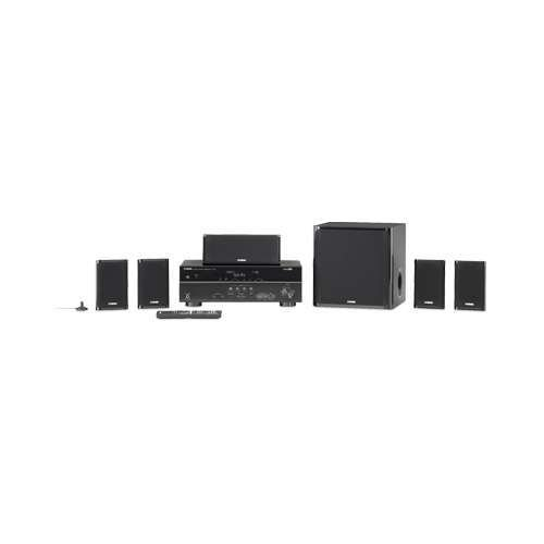 Yahoo for Yamaha surround system review