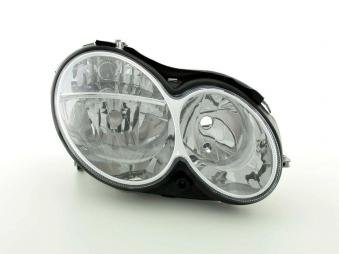 Spare parts headlight right Mercedes-Benz CLK (209) Yr. 03-08