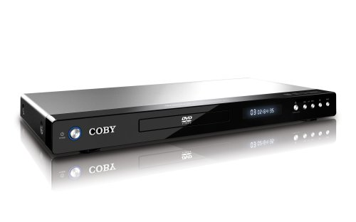 Coby DVD288 1080p Upconversion DVD Player with HDMIT (Black)