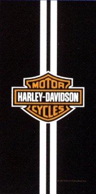 Harley Davidson Legend Racing Stripes Beach/Bath Towel #52