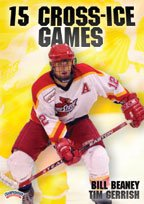 Bill Beaney: 15 Cross-Ice Games (DVD)