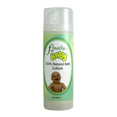 Finally Pure - Daily Moisturizing Baby Lotion, Unscented