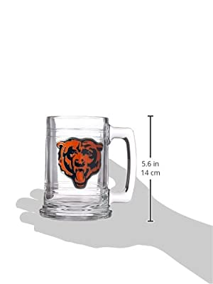 Chicago Bears 15oz Tankard, 15oz Ceramic Mug & 2oz Shot Glass Set