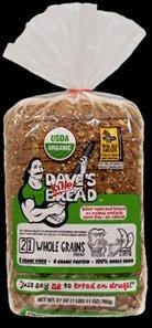 Dave's Killer Bread - 21 Whole Grains Bread - 2 loaves - USDA Organic (Whole Grain Bread compare prices)