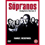 The Sopranos : Complete HBO Season 2 [1999]