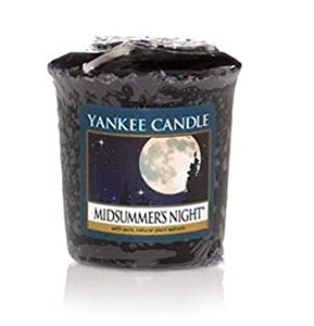 Midsummers Night Scented Sampler by yankee candle votive / sampler