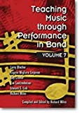 img - for Teaching Music Through Performance in Band, Vol. 5 book / textbook / text book
