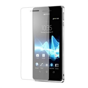 Sony Xperia V Clear Screen Protector (Pack of 3) - by Mobi Lock?