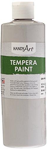 handy-art-tempera-paint-16-ounces-gray