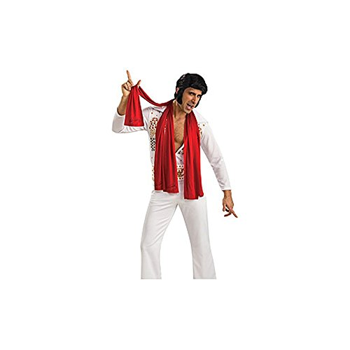 Rubie's Costume Co Elvis Scarves Costume (3 Piece)