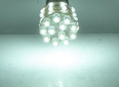 One Pair 3157 White 39 Led Light(2 Bulbs) /12V / Turn Signal Light, Corner Light, Stop Light, Parking Light, Side Marker Light, Tail Light, And Backup Lights