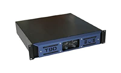 Turbosound T-90 Two Channel Switchmode Power Amplifier, 120V US Model from Turbosound