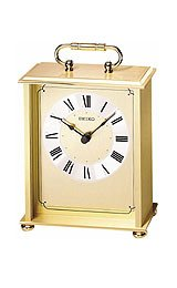 Seiko Clocks Desk & Table clock #QHG102GL