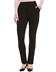 M&S Collection Modern Tapered Slim Leg Trousers
