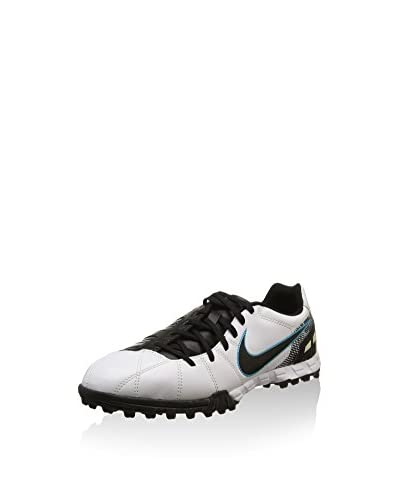 Nike Botas de fútbol Negro / Verde