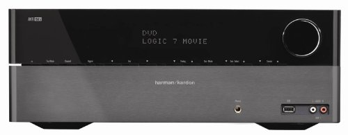 Read About Harman Kardon AVR 1565 5.1-channel, 70-Watt Audio/Video Receiver with HDMI v.1.4a ,3-D
