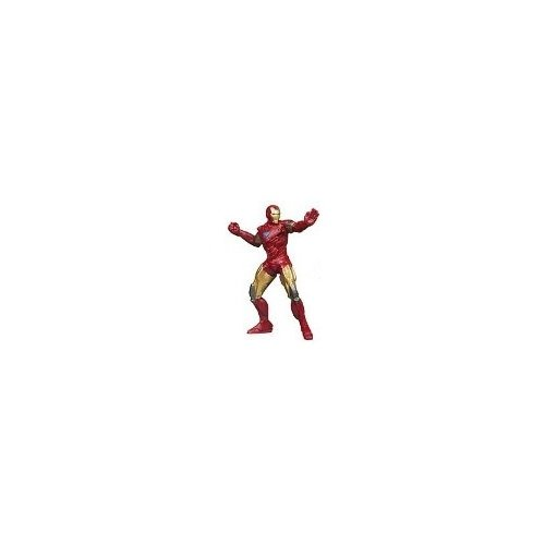 The Avengers 2012 Movie Series Iron Man 2.5 inch Mini Figures - 1