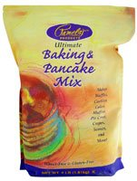 Pamela's Products Pancake/Baking Mix Gluten/Wheat Free 4lb from Pamela's Products