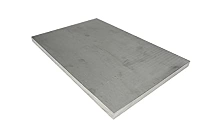 "1//4/"" Aluminum 6/"" x 24/"" Bar Sheet Plate 6061-T6 Mill Finish"
