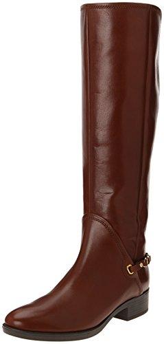 Geox D FELICITY, Stivali a gamba alta Donna, Marrone (Braun (TOBACCOC6777)), 38