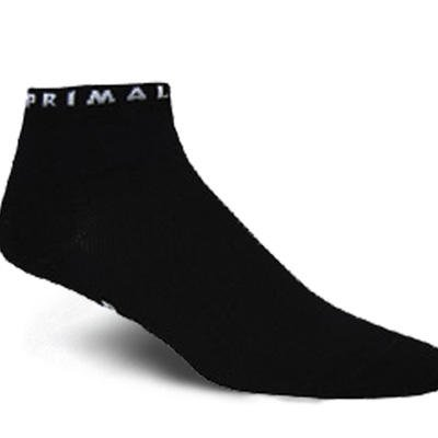 Image of Primal Wear Men's Primal Logo Short Cuff Cycling Sock - Black - PWLBX10U (B002UZP9JK)