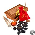 Hot Stone Therapy Pack - Hot Rocks Gi...