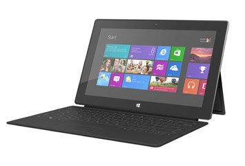 Windows Surface 32GB with Black Touch Cover (並行輸入品)
