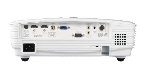 Optoma HD25e 1080p 2800 Lumen Full 3D DLP Home Theater Projector